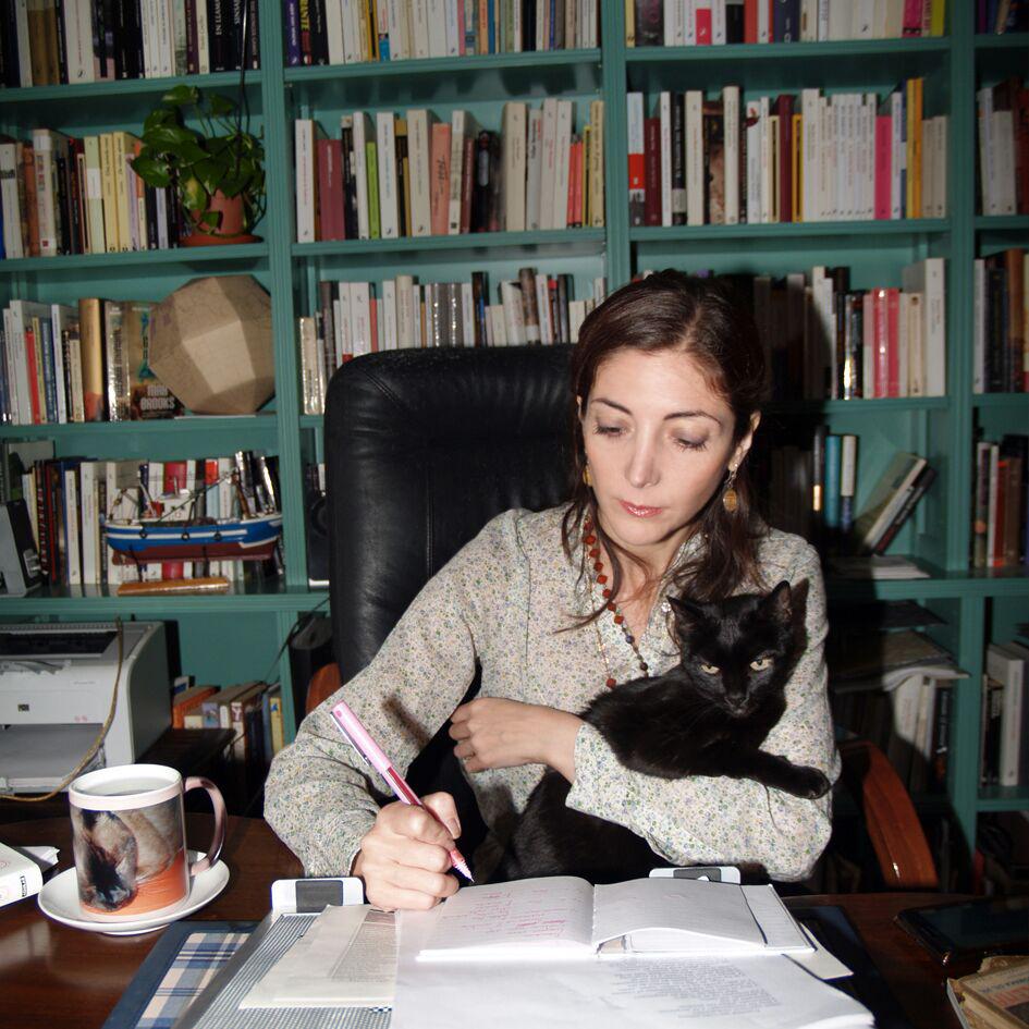 espido freire entrevista gatos