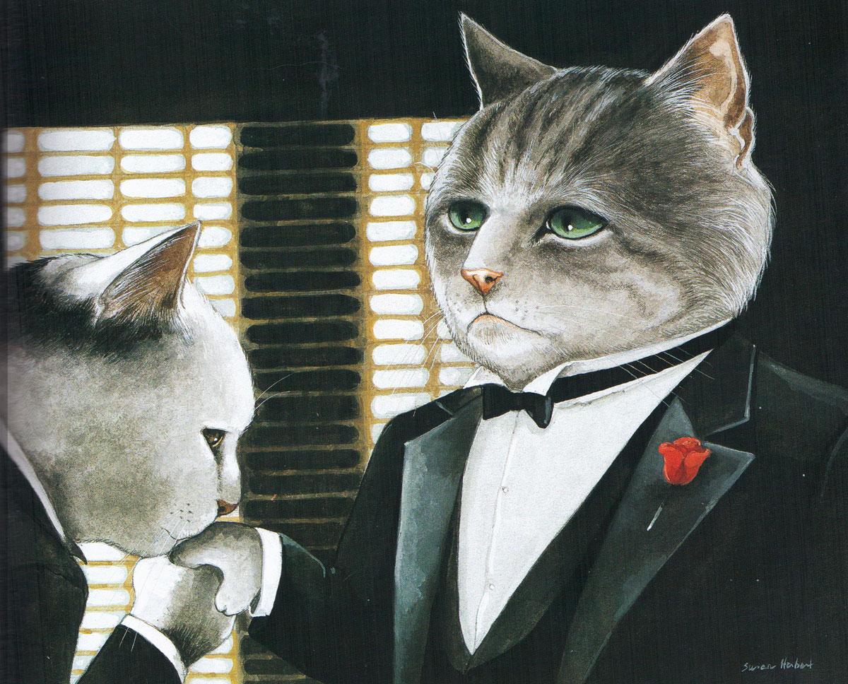el padrino, el gattino