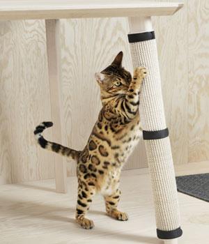 Ikea para gatos: muebles ronroneantes