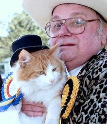 Cat Mandu y Alan Howling Laud. /Wikipedia