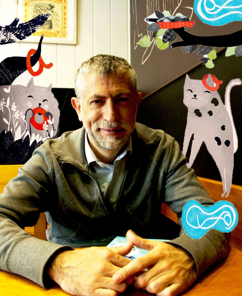 Toletis, cuentos de gatos, Rafa Ruiz
